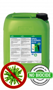 VIRAL CLEANER Acryl