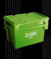 CLEAN BOX z pokrywą i koszem